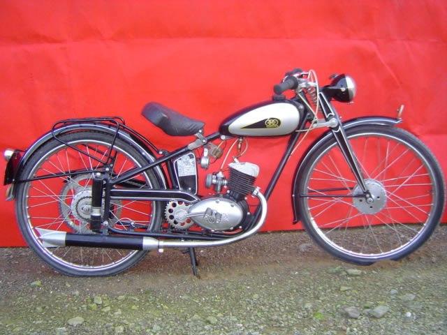 Moto valenciana Villof