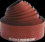 Cinta manillar marrón para bicicleta de carretera