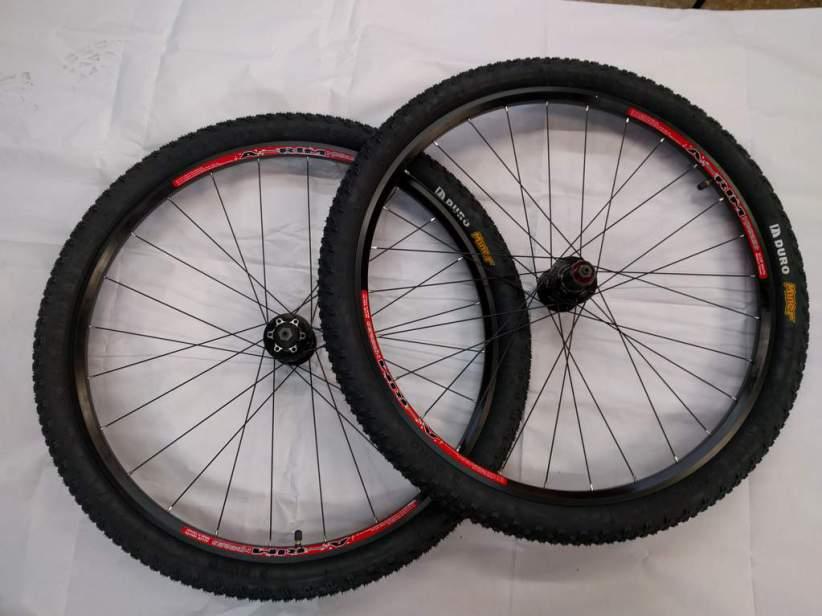 Jgo ruedas BTT 27.5