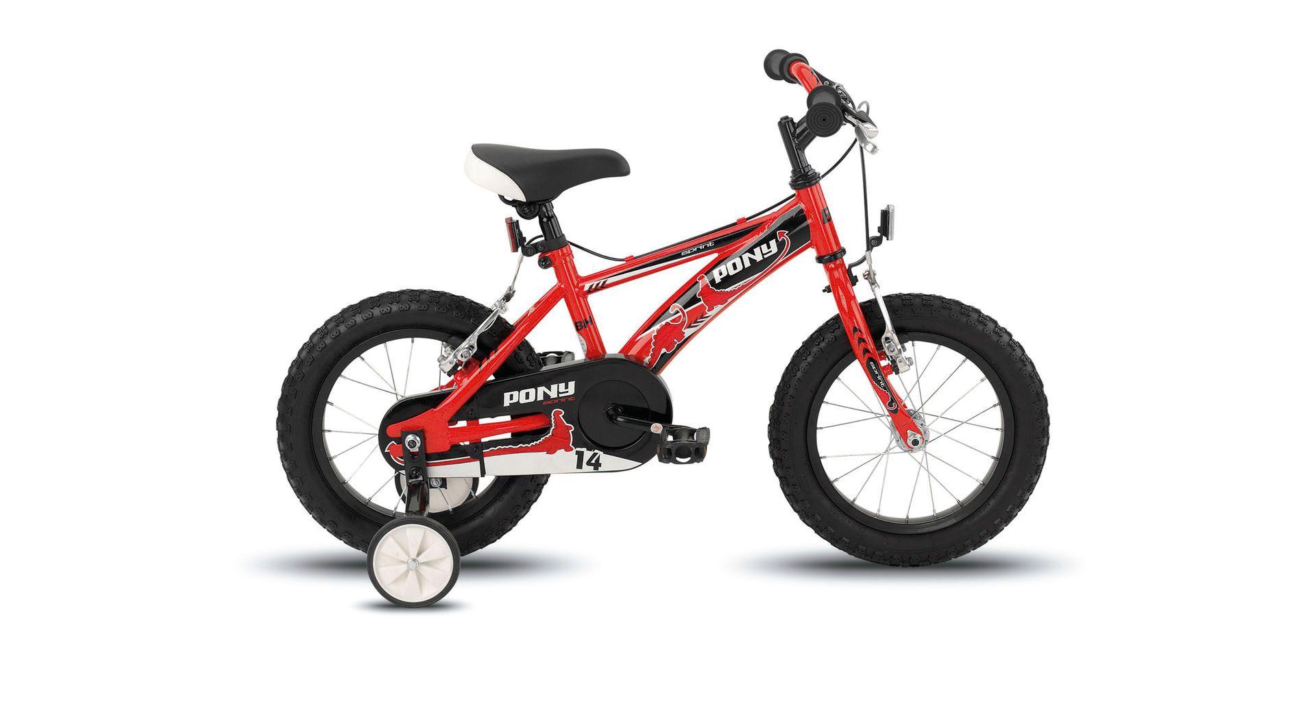Bicicleta infantil en oferta