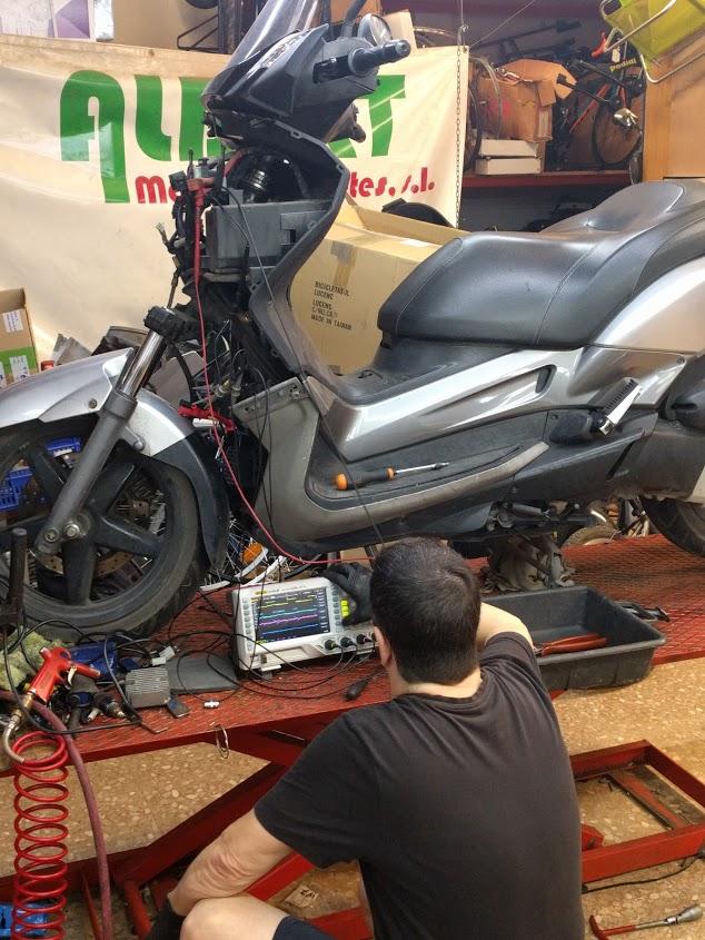 Reparación Yamaha