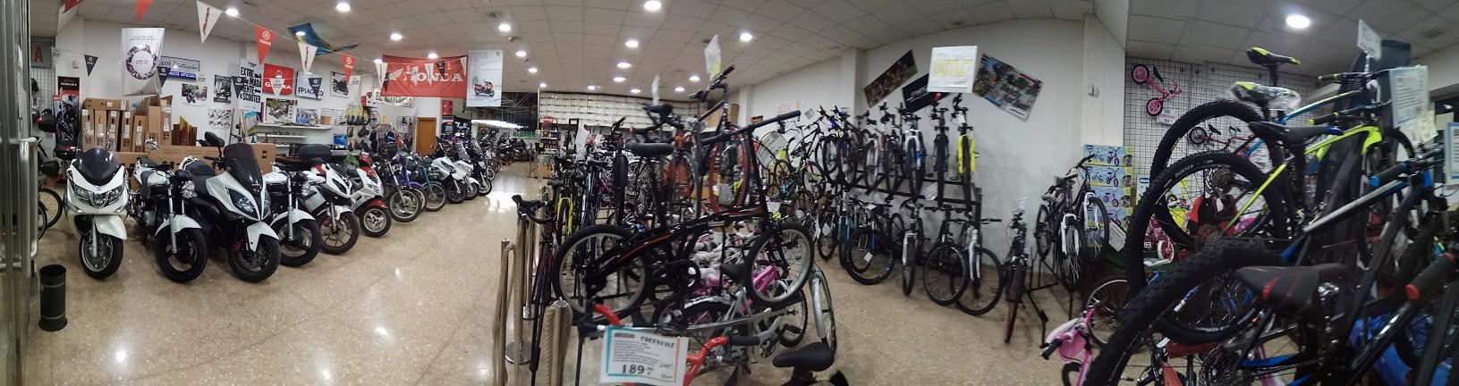 Tienda Motos y Bicicletas Albert Moncada