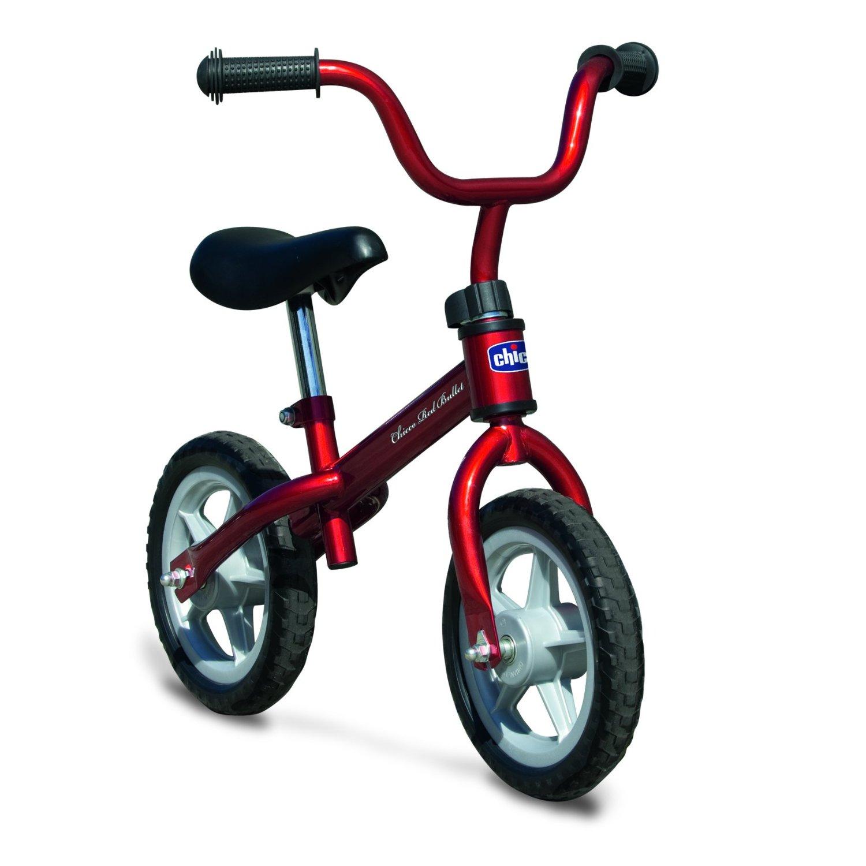 Bicicleta Chicco sin pedales Roja