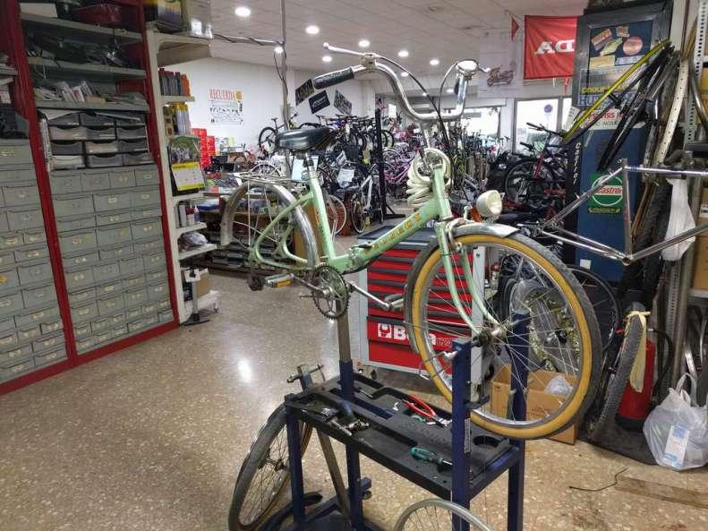 Reparacion bicicletas Moncada