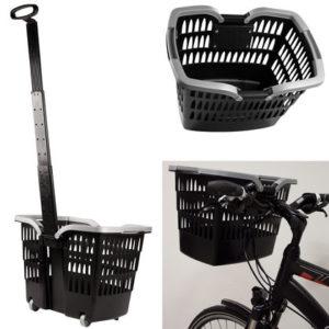 cesta bici paseo oferta