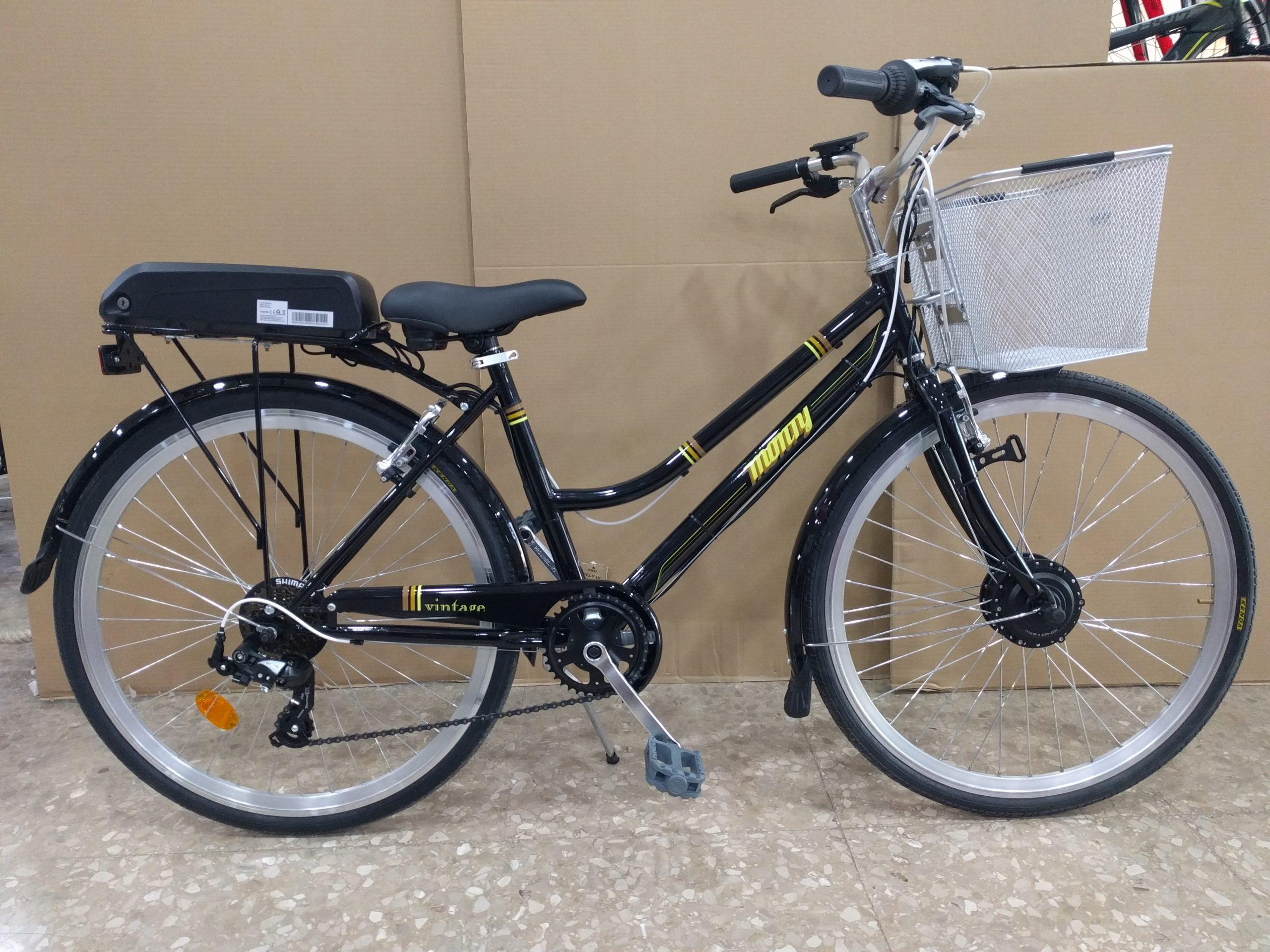 bicicleta electrica en Oferta