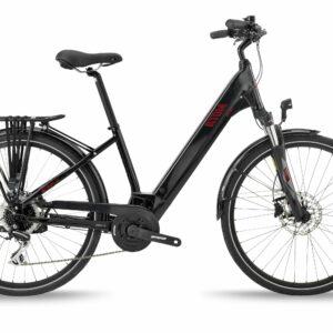 bicicleta electrica BH motor central
