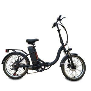 bicicleta paseo plegable