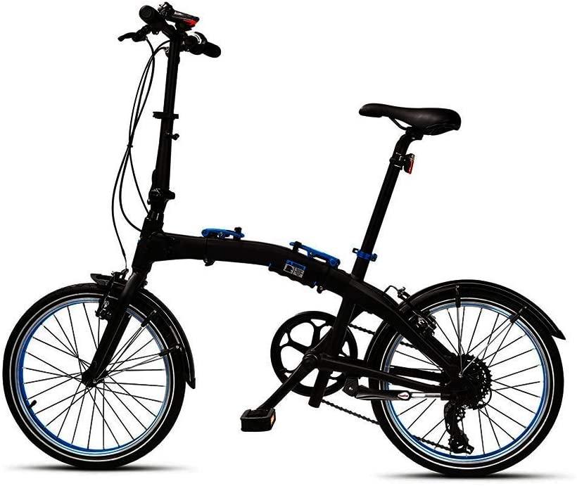 bicicleta plegable BMW